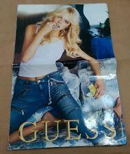 GUESS Folded Spring 2004 Catalog Sasha Besnosyuk by Ellen von Unwerth Marciano