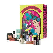 NIB Benefit Cosmetics Party Poppers 12 pc Limited Edition Holiday Sephora Set