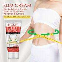 New Leg Waist Slim Cream Slimming Body Weight Loss Fat Burning Anti Cellulite