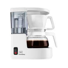 Melitta Aromaboy 1015-01 Weiss Filter-Kaffeemaschine 650 W Glaskanne