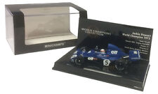 Minichamps TYRRELL 006 1973-Jackie Stewart f1. World Champion 1/43 SCALA