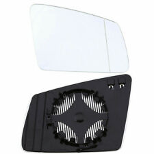 Right New Mirror Glass Heated Passenger Side For Mercedes-Benz E/C/B/CLS-Klasse