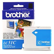 Brother MFC-685CW Cyan Original Ink Standard Yield (400 Yield)