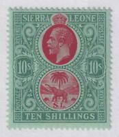 SIERRA LEONE 118  MINT HINGED OG * NO FAULTS EXTRA FINE !
