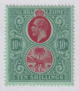 SIERRA LEONE 118  MINT HINGED OG * NO FAULTS EXTRA FINE !