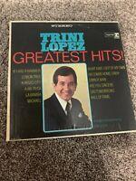 Trini Lopez Trini Lopez - Greatest Hits ! Reprise Records LP