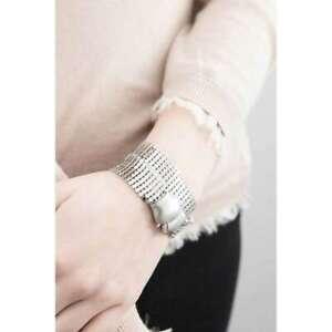 "Bracciale Breil Donna ""Steel Silk"" TJ1227"