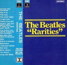 """THE BEATLES """"RARITIES"""" RARE SPANISH CASSETTE / LENNON - McCARTNEY - HARRISON"""