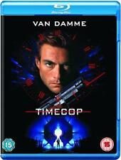 TIMECOP - Jean Claude Van Damme Action *NEW BLU-RAY*