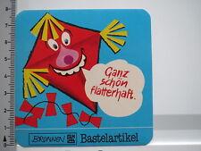 Aufkleber Sticker Brunnen - Bastelartikel (S1285)