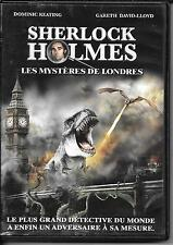 DVD ZONE 2--SHERLOCK HOLMES - LE MYSTERES DE LONDRES--KEATING/DAVID LLOYD