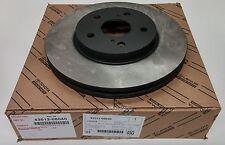 Toyota OEM Front Brake Rotor For Avalon,Camry,Sienna,Solara 43512-08040
