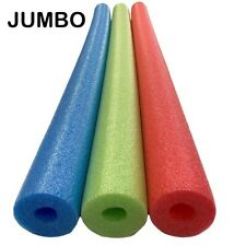 3 Pack Oodles Monster 55 Inch x 3.5 Inch Jumbo Swimming  Pool Noodle Foam
