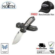 Benchmade 560 Freek Knife S30V Blade Vesaflex Handle FREE HAT
