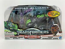 Transformers Autobot Skids Elita 1 Human Alliance Mechtech Tech Sergeant Epps