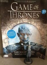 Game Of Thrones GOT Official Collectors Models #39 The Night King Der Nachtkönig