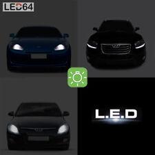 2 ampoules à LED veilleuses, feux de position blanc pour Hyundai i10 i20 i30 i40