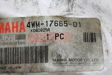 2000-2014 ROAD STAR YAMAHA (YBE) NOS OEM 4WM-17665-01-00 PLATE 1