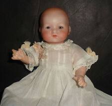 """Sweet 9"""" Antique Cabinet Size Am Baby Doll"""
