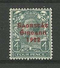 IRELAND 1922 50 SG58 T53ba 4d Variety BROKEN CROSSBAR Used