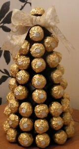 Ferrero Rocher Tree Chocolate Hamper Gift Box Birthday Lindt Sweet Christmas