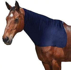 partie WEATHERBEETA du cou de cheval cou extensible Hood, marine, Taille