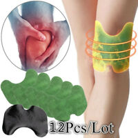 12Pcs Knee Joint Pain Relieving Paster Rheumatoid Arthritis Patch Body Patches