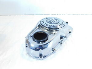 Indian Chief Chieftain Roadmaster Springfield Chrome Engine Primary Clutch Cover