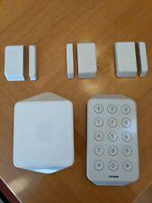 Xfinity Comcast door/window sensors (3), Keypad (1) , Room motion sensor (1)