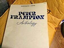 Peter Frampton - Anthology Song Book- Used See Pics