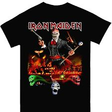 More details for iron maiden - legacy of the beast live album cover official licensed t-shirt