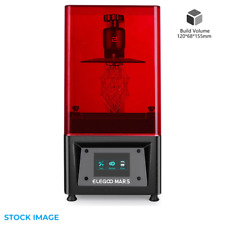 ELEGOO Mars Resin 3D Printer