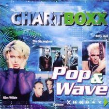 DCD Chartboxx Pop & Wave (Stranglers, Erasure, Billy Idol) 2005 Top Music