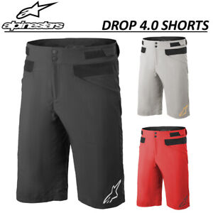 1726221 Alpinestars DROP 4.0 SHORTS Mens Mountain Biking MTB Cycling Trail