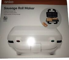 Anko Kmart Sausage Roll Maker, Apple Pie Maker New In Box