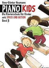 Klavier Noten Schule : Piano Kids Band 3 (Heumann) Klavierschule ED 8303