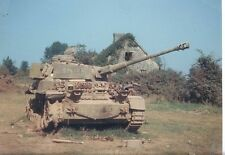 COLOR WWII Photo German Panzer Tank France  WW2 World War Two Wehrmacht  /4066