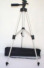 """50"""" Pro Photo/Video Tripod With Case for Canon Vixia HF M40 M41"""