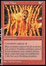 4x Heat Wave // NM // Visions // engl. // Magic the Gathering