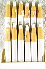 CHINA MARKER, MARKING PENCIL, WHITE, ONE DOZEN (12) ART SUPPLIES