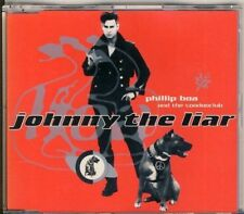 PHILLIP BOA - Johnny the liar  4 trk MAXI CD 1993