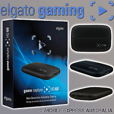 Elgato Game Capture HD60 Recorder 1080p 60FPS HDMI for PC PS4 Xbox One & 360