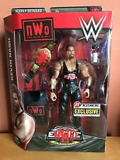 WWE MATTEL ELITE RINGSIDE KEVIN NASH NWO WOLF PACK WRESTLING FIGURE