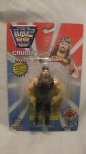 WWF Bend-Ems Series 7 Crush Action Figure From Just Toys 1997          NEW t1053