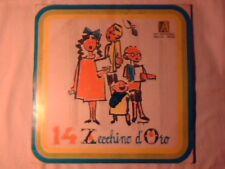 LP 14° Zecchino d'oro 1972 MARIA LUISA FERLITO SALVATORE CAPPELLUCCIO