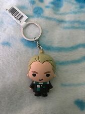 Draco Malfoy From Harry Potter 3D Figural Keychain Harry Potter New Slytherin