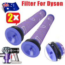2x For Dyson V6 V8 Animal Cordless Vacuum DC58 DC59 Washable Pre Motor Filter x