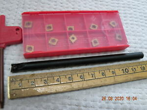 S07K SCLCR 06 boring bar 7mm boring bar indexable with 10 inserts CCMT 06 new
