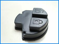 NEW 2 BUTTON REMOTE KEY FOB BUTTON PAD for VAUXHALL AGILA B