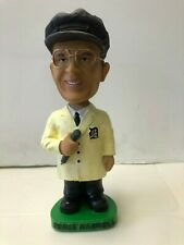 Ernie Harwell Detroit Tigers Hall of Fame Announcer AGP Bobblehead NIB